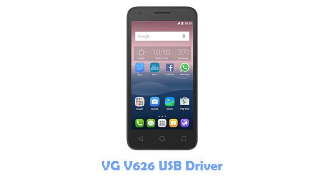 Download VG V626 USB Driver