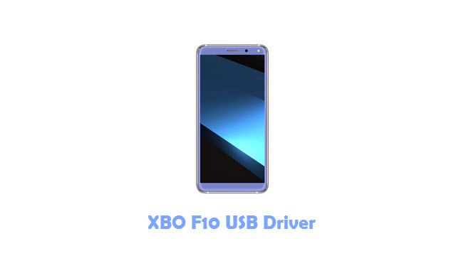 XBO F10 USB Driver