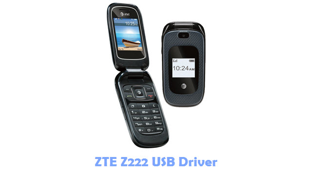 Download ZTE Z222 USB Driver