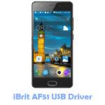 Download iBrit AF51 USB Driver