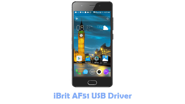 Download iBrit AF51 USB Driver