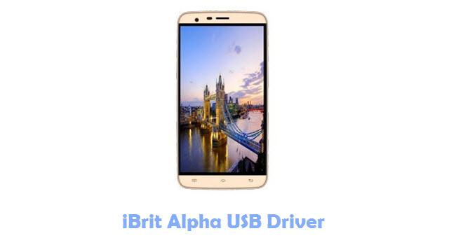 Download iBrit Alpha USB Driver