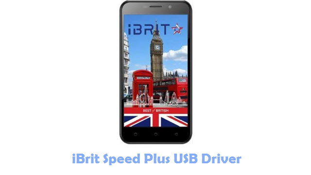 iBrit Speed Plus USB Driver