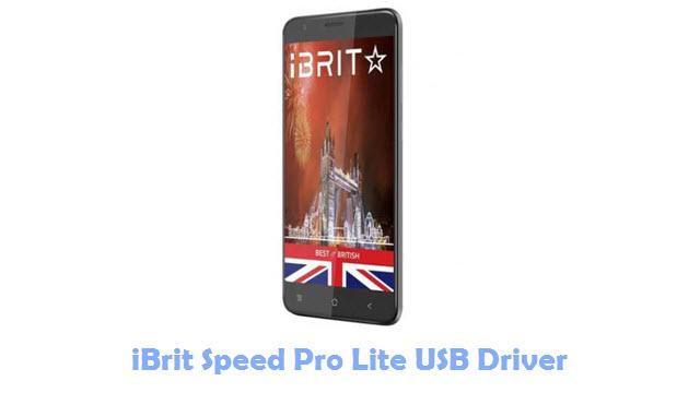 Download iBrit Speed Pro Lite USB Driver