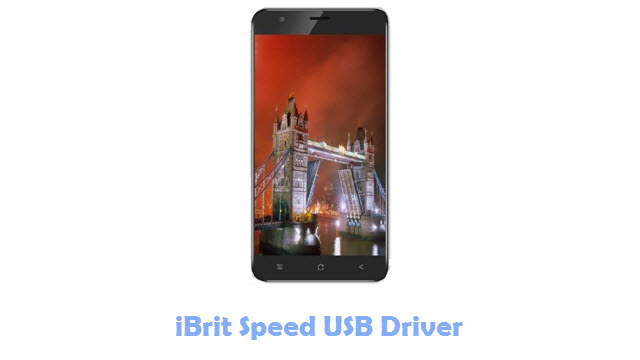 iBrit Speed USB Driver