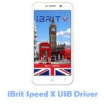 Download iBrit Speed X USB Driver