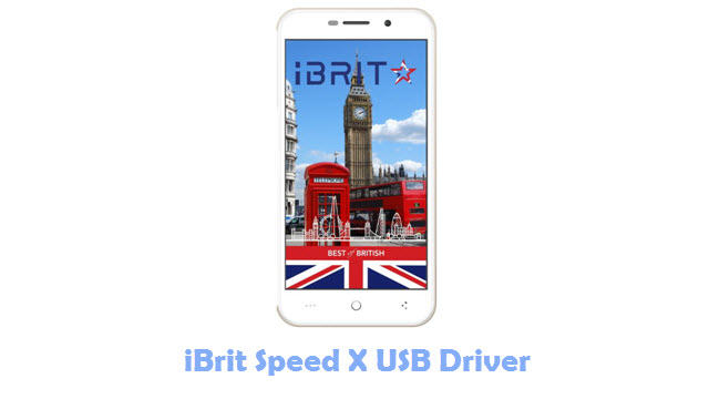 iBrit Speed X USB Driver