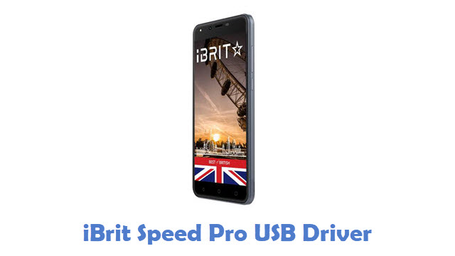 iBrit Speed Pro USB Driver