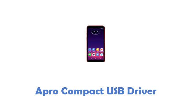 Apro Compact USB Driver