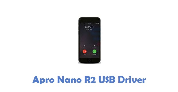 Apro Nano R2 USB Driver