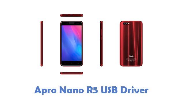 Apro Nano R5 USB Driver
