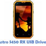 Astro S450 RX USB Driver