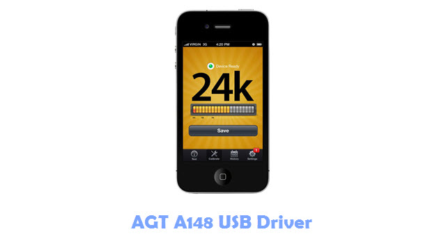 AGT A148 USB Driver