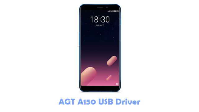 AGT A150 USB Driver