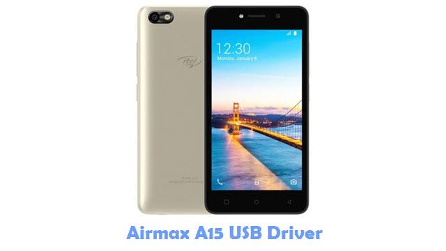 Airmax A15 USB Driver