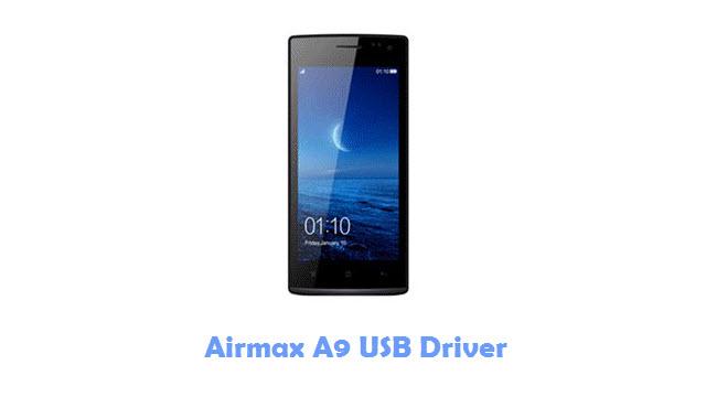Airmax A9 USB Driver