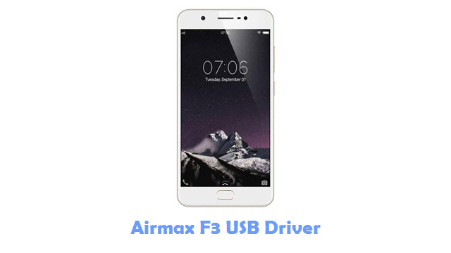 Airmax F3 USB Driver