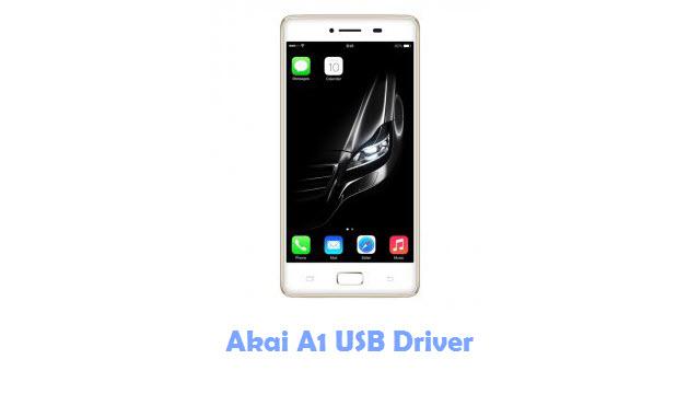 Akai A1 USB Driver