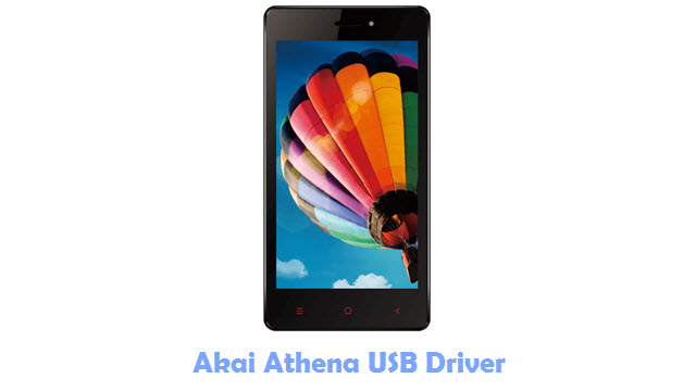 Download Akai Athena USB Driver
