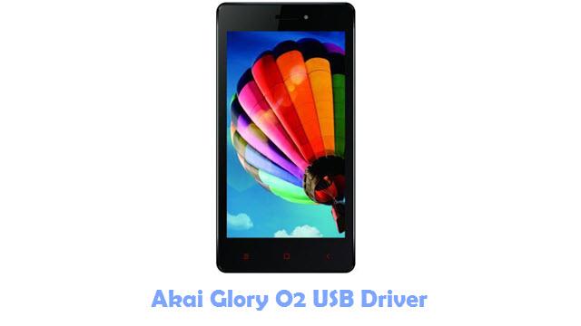 Akai Glory O2 USB Driver