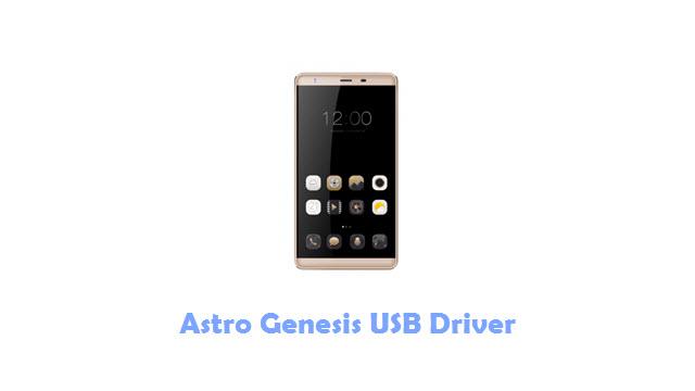 Download Astro Genesis USB Driver