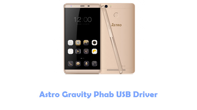 Download Astro Gravity Phab USB Driver