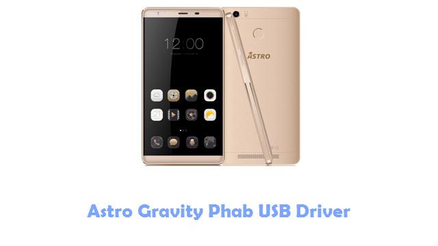 Astro Gravity Phab USB Driver