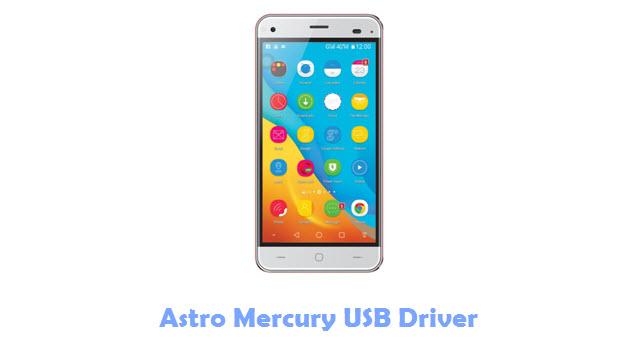 Download Astro Mercury USB Driver