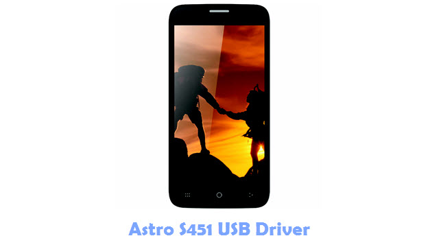 Download Astro S451 USB Driver