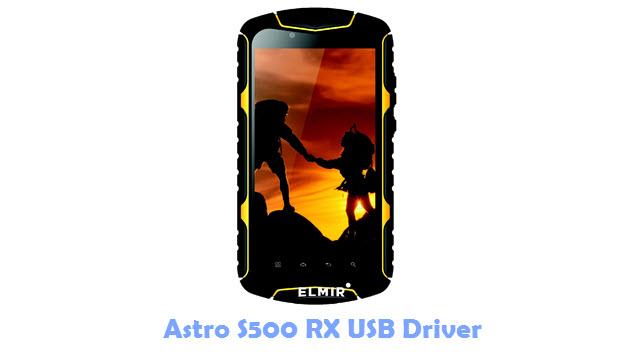 Astro S500 RX USB Driver