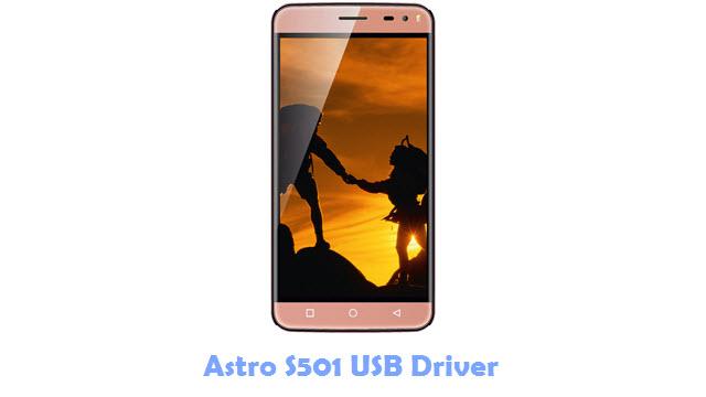 Download Astro S501 USB Driver