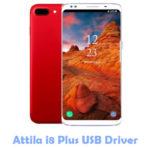 Download Attila i8 Plus USB Driver