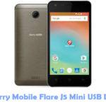 Cherry Mobile Flare J5 Mini USB Driver