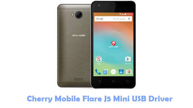 Download Cherry Mobile Flare J5 Mini USB Driver