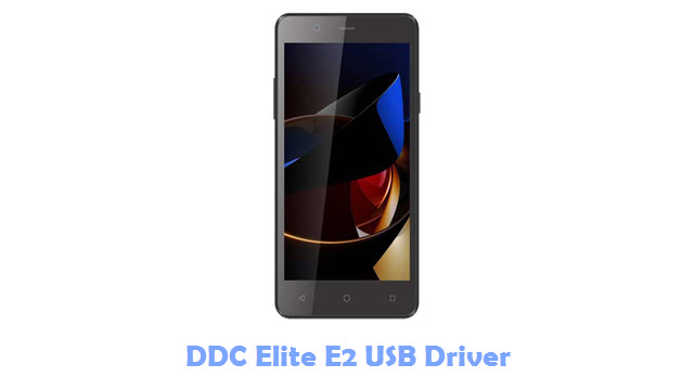 Download DDC Elite E2 USB Driver
