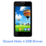 Download Gicent Halo 4 USB Driver