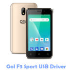 Download Gol F3 Sport USB Driver