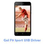 Gol F9 Sport USB Driver