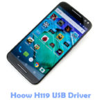 Download Hoow H119 USB Driver