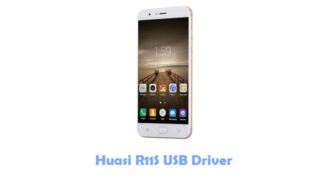 Huasi R11S USB Driver