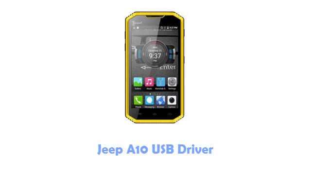 Download Jeep A10 USB Driver