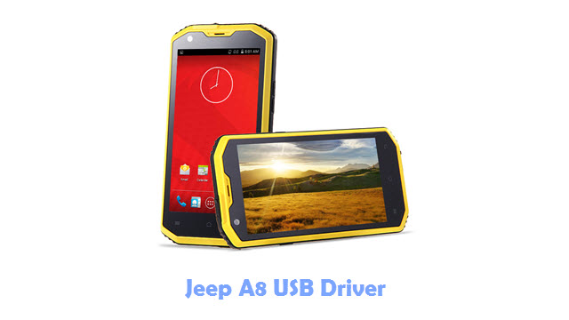 Download Jeep A8 USB Driver