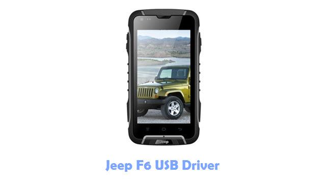 Download Jeep F6 USB Driver