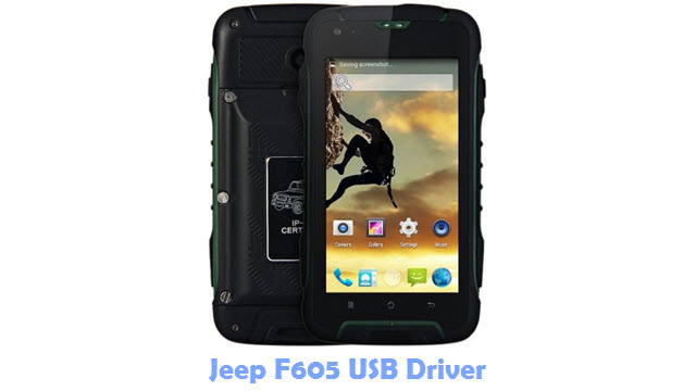 Download Jeep F605 USB Driver