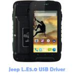 Download Jeep L.E5.0 USB Driver