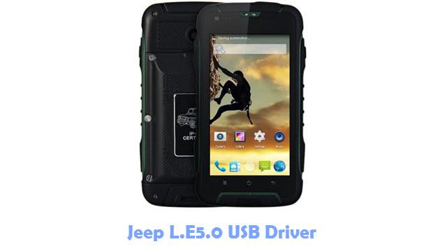 Jeep L.E5.0 USB Driver