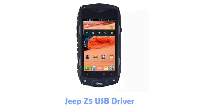 Download Jeep Z5 USB Driver