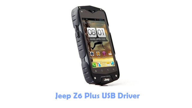 Jeep Z6 Plus USB Driver
