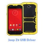 Download Jeep Z9 USB Driver