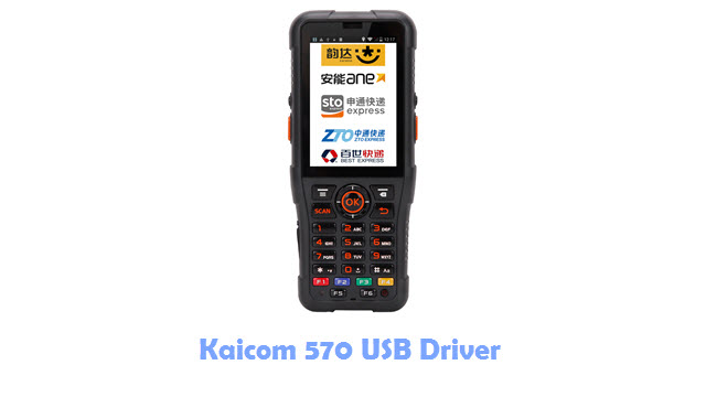Download Kaicom 570 USB Driver